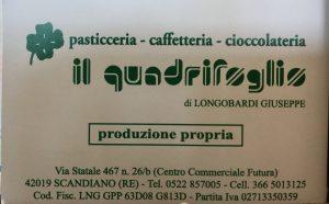 Pasticceria – Caffetteria Il Quadrifoglio